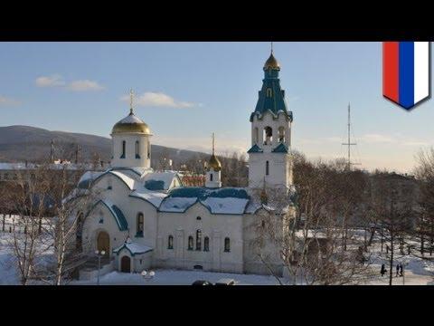 Gunman kills two in church on Russia's Sakhalin island