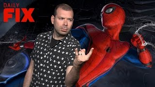 spider man star shares more set images ign daily fix