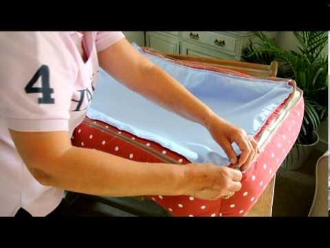 Diy Dog Bolster Bed