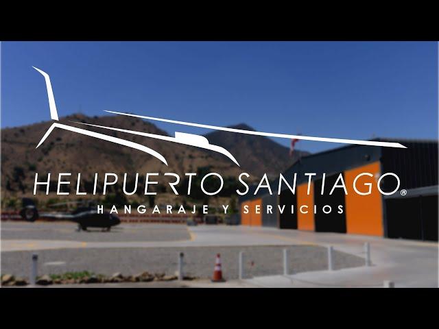 Helipuerto Santiago | Avenida El Salto 5190, Huechuraba