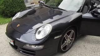 Porsche 911 cabriolet (Type 997) Carrera 4S 355 Cv BVM6