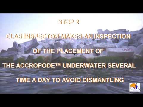 CLAS ACCROPODE™ CERTIFICATION ZIRKU ISLAND