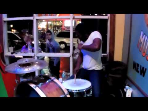 Dominick Grillo and the Frenchman Street Allstars