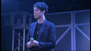 武蔵野森で歌った「Hag Me」 日本語訳を調べると辛かった時ユチョンの心...