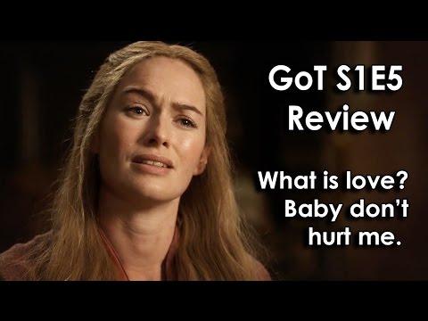 Ozzy Man Reviews: Game of Thrones - Season 1 Episode 5