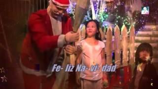 Karaoke Feliz Navidad [ Lời Việt]