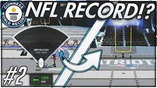 Can I BREAK the NFL RECORD for LONGEST FIELD GOAL!? ~ Madden NFL 18