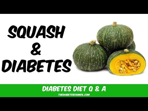 Is Squash Good For Diabetes