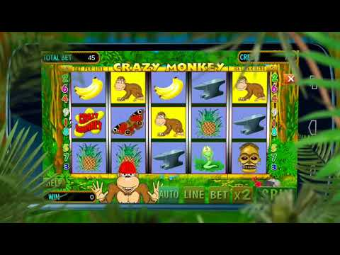 Video Slots crazy monkey