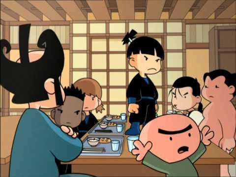 Shuriken School - Catnap Burglar