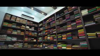 Our Store In Chromepet | Exclusive Saree Collections | Parijat Collections