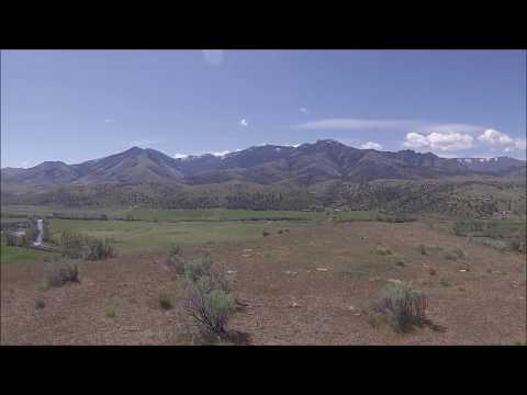 168 Acres In Grant County - Oregon Only Stones Mooncreek Rock Ranch
