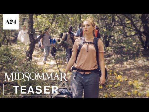 MIDSOMMAR   Official Teaser Trailer HD   A24