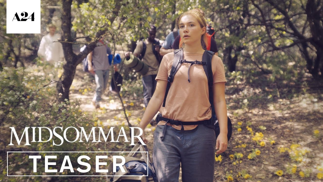 MIDSOMMAR | Official Teaser Trailer HD | A24