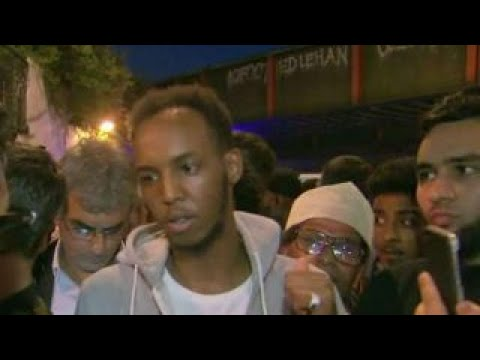 Eyewitness describes deadly vehicle attack