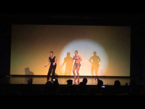 Manila Salsa Congress 2012 - 2nd Night Show - Ramona Neaga & JR Gotengco