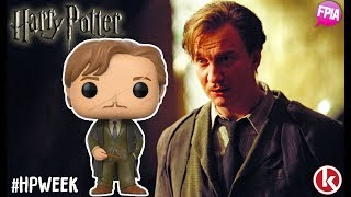 #HPWEEK | Remus Lupin | Komicartz Funko Pop! review