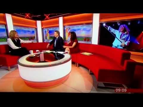 David Coverdale interview on BBC1 May 15th 2013