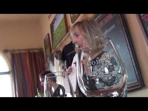 Afton Mountain Vineyards Wine Tasting (Virginia)