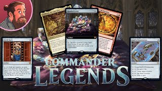 Commander Legends Spoilers — October 30 | Black Lotus, Free Kobold Legend,  Legendary Turtle & More!