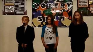 SKMS Poetry Slam 2016