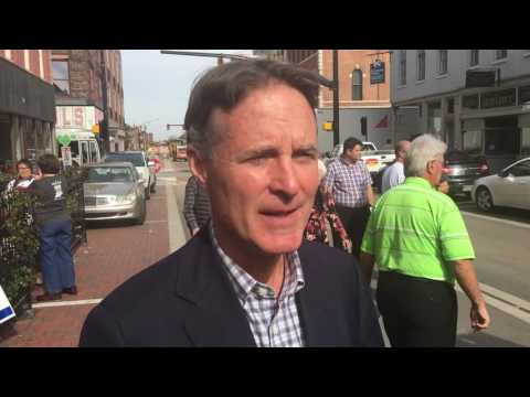 Evan Bayh Claims 'There's Nothing To' His $1M-$5M Offshore Account
