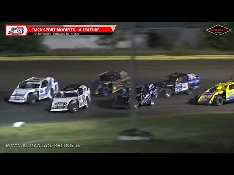 Stock Car/Sport Modified Features - US 30 Speedway - 9/13/19