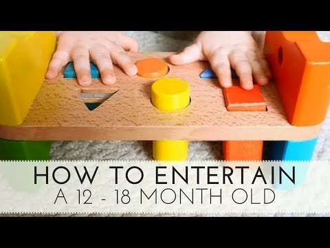 11 Easy Ways to Entertain Your Baby!