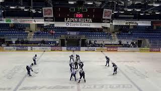 C-nuorten Mestis-karsinta RoKi vs. YJK 3-4 30.9.2018