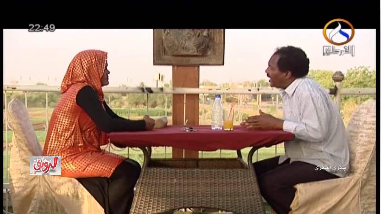 مسلسل حوش النور الحلقة 25 مسلسل سوداني رمضان 2015 سينما سودانية