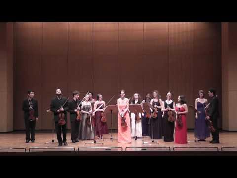 Niccolo Paganini, Moto perpetuo op. 11, Simone Zgraggen und Studierende