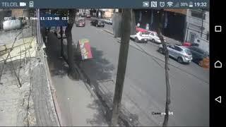 Trailer Accidente Santa Fe Vasco De Quiroga Momento Exacto.