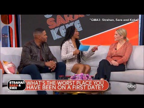Sara Haines Talks 'Strahan, Sara, & Keke' | The View