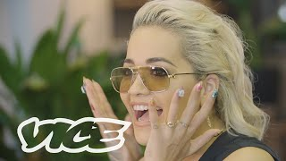 Baixar Rita Ora on Indian Food, Fashion and Body Hair: The VICE Questionnaire of Life