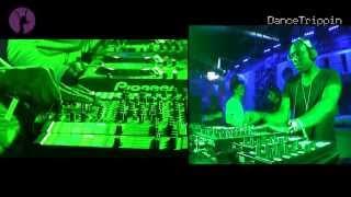 Kenny Larkin [DanceTrippin] Kazantip Closing (Ukraine) DJ Set