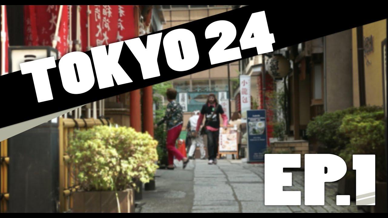Tokyo 24 – Episode 1 [Tsukiji et Ginza]