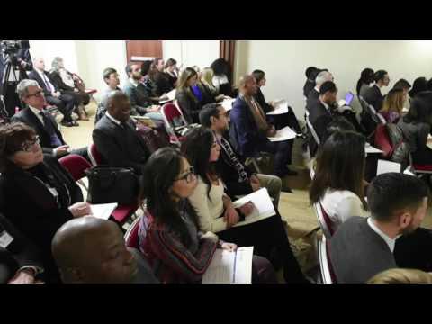 Rome Business School - Italia-Africa Business Forum 2016 | Prosper Nobirado's Presentation