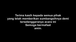 """Live Streaming Pengajian Akbar """" Dalam Rangka Memperingati Tahun Baru Islam 1440 H & Santunan Anak Y"""
