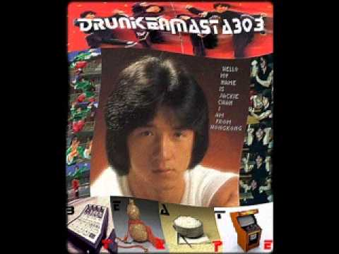 DrunkenMasta303 - HELLO MY NAME IS JACKIE CHAN I AM FROM HONGKONG (beat tape)