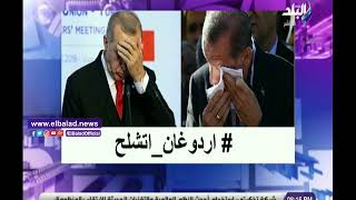 أحمد موسى يكشف رد فعل الإخوان بعد سقوط مرشح أردوغان