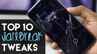 Top 10 Jailbreak Tweaks for iPhone, iPad, and iPod(, 2015-08-02T15:21:04.000Z)