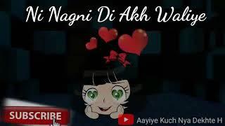 Daru Badnaam Punjabi Video Status Download VideoSongStatus Com