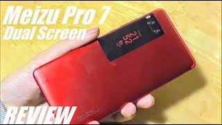 REVIEW: Meizu Pro 7 - Dual Screen Smartphone (Red)