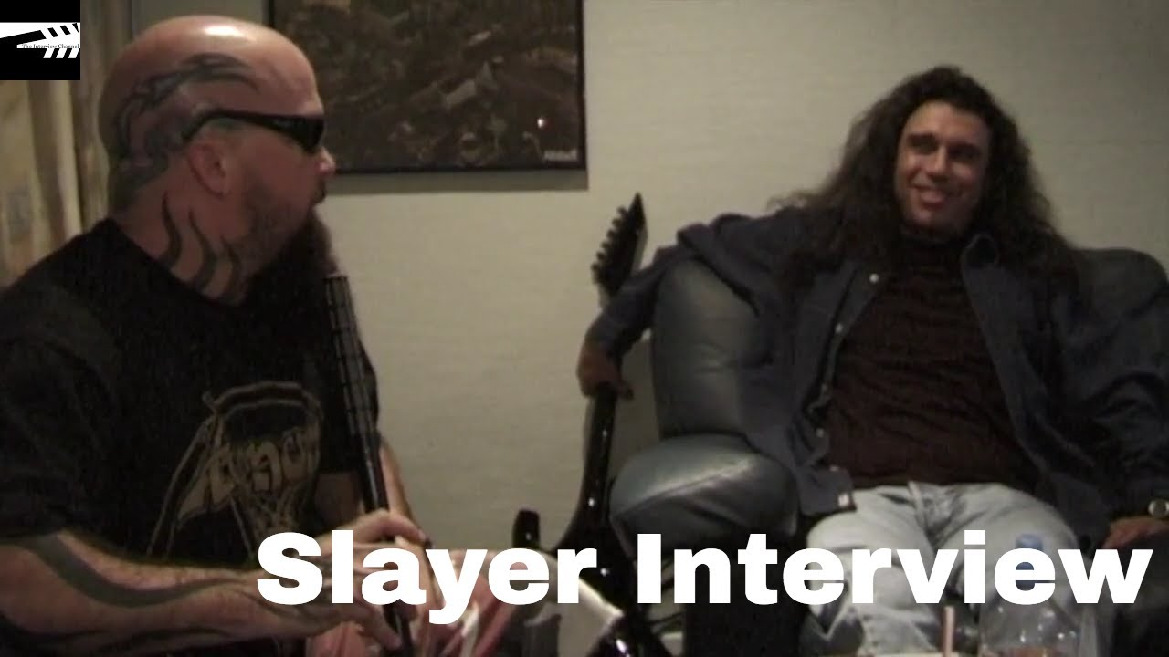 An interview about death, sacrifice, and family with the world-weary thrash god.