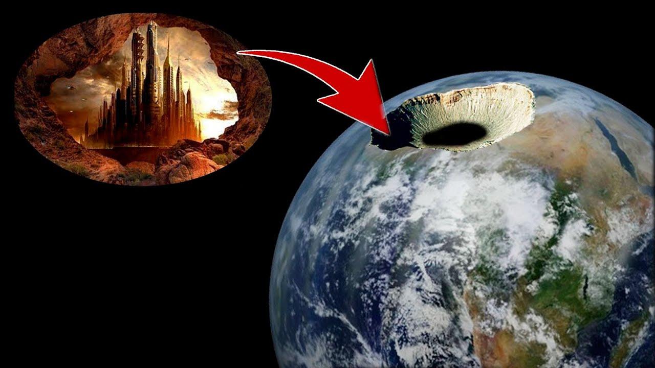 Люди, живущие в ядре Земли: ученые подтверждают, что существует подземный «пятый слой».