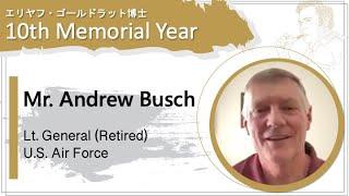 Andrew Busch Lieutenant General, U.S. Air Force, retired