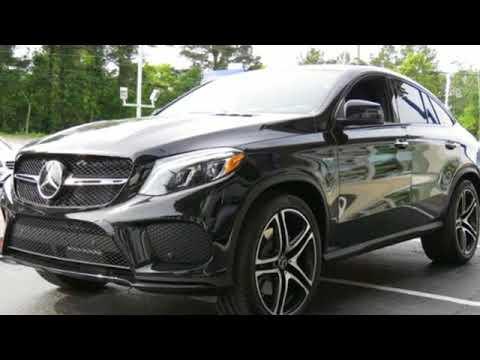 New 2018 Mercedes-Benz GLE43C4 Columbia SC Lexington, SC ...