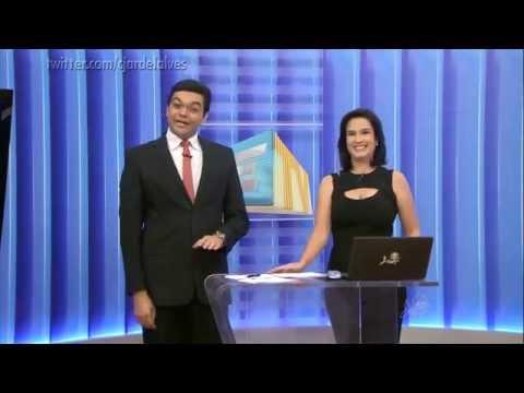 Trechos do CETV - Despedida de Caroline Ribeiro (30/09/2015)