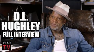 DL Hughley on Coronavirus, Chappelle, Kanye, Trump, Jordan, Tekashi, Doja Cat (Full Interview)