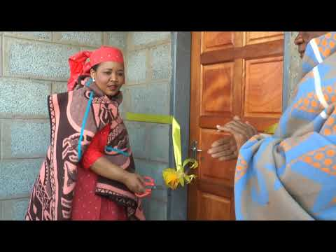 First Lady of Lesotho, Her Excellency, 'Maeasiah Thabane is to support the improvement of the lives